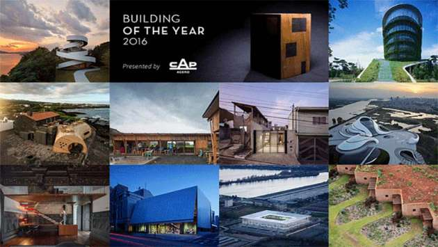 Mota Engil e arquitecta Elisabete Saldanha recebem prémio Building of the year 2016