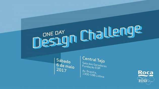 Roca lança One Day Design Challenge