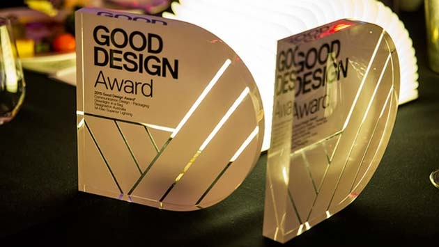 SUN TILE vence Good Design Award 2017